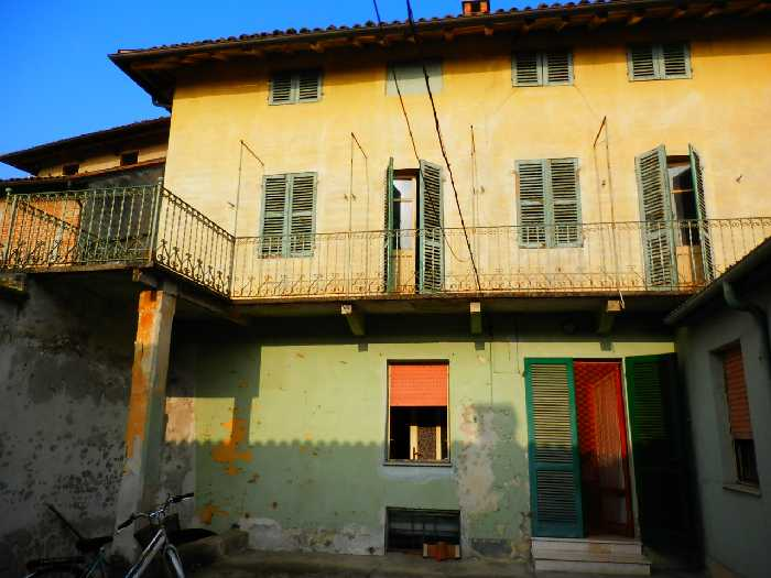Detached house Frassineto Po #CP-616