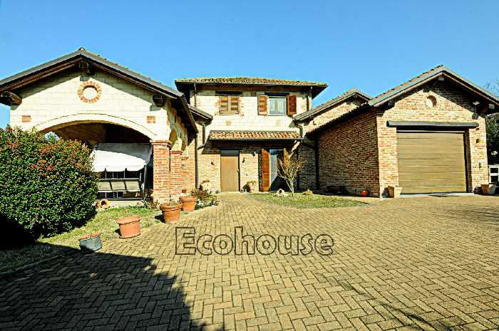 Detached house Ozzano Monferrato #CP-622