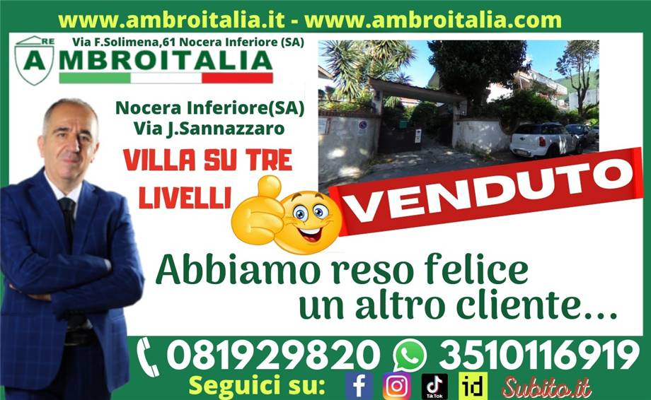 Detached house Nocera Inferiore 81