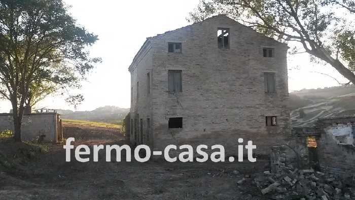 Rustico/Casale Fermo #Pnz005