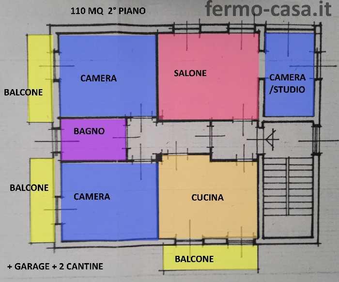 Appartamento Fermo #fm086