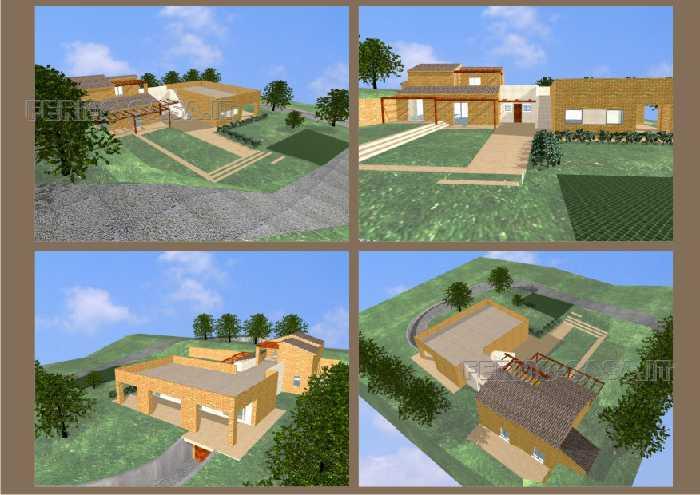 For sale Detached house Fermo S. Francesco / S. Caterin #fm030 n.3