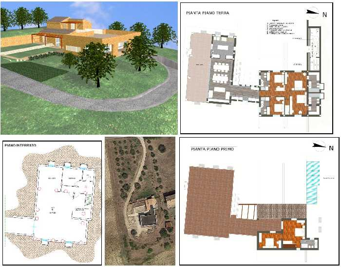 For sale Detached house Fermo S. Francesco / S. Caterin #fm030 n.4