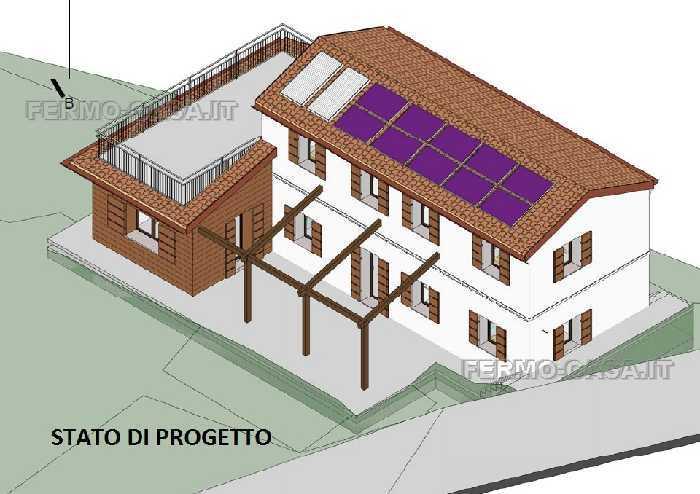Casa de campo Fermo #fm017