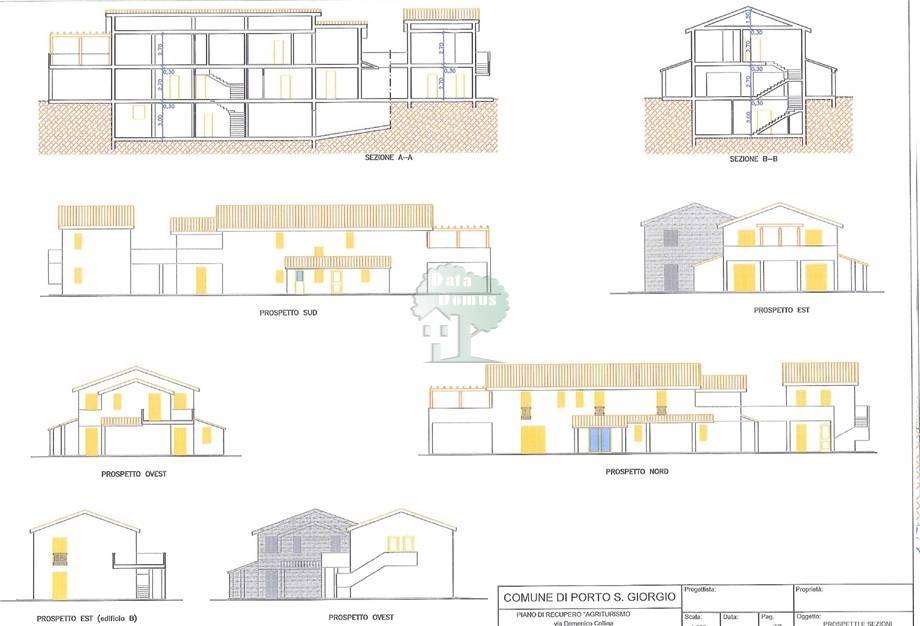 Venta Casa de campo Porto San Giorgio  #Psg011 n.10
