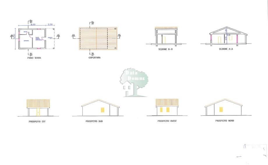 Venta Casa de campo Porto San Giorgio  #Psg011 n.12