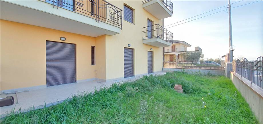 For rent Flat San Vito Chietino SAN VITO CHIETINO PAESE #LN 49 n.1