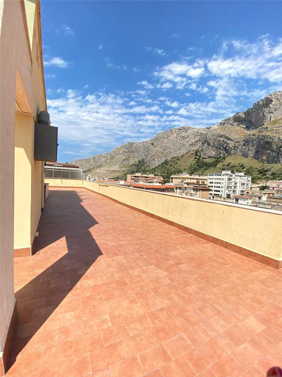 For sale Penthouse Capaci  #Cap41 n.1