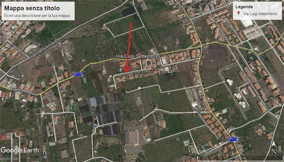 For sale Land Giarre  #CT21 n.2