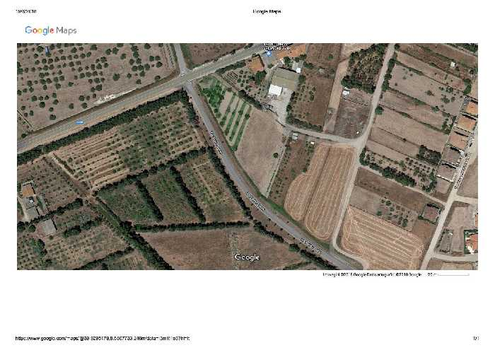 For sale Land Simaxis LOC. CABIZZALI - SIMAXIS #MAR3 n.1