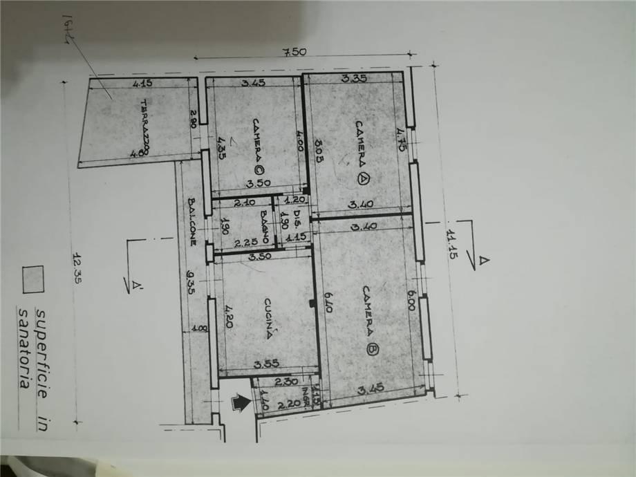 Vendita Appartamento Oristano ORISTANO CENTRO #MAR95 n.2