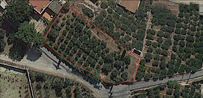 For sale Land Misilmeri Contrada Cannita #586 n.1