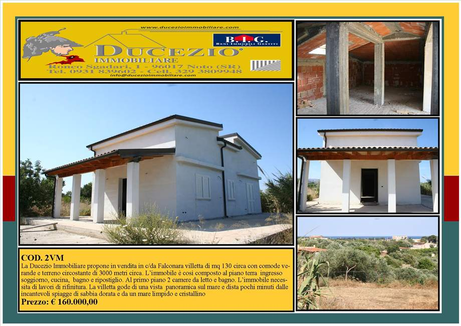 Villa/Casa independiente Noto #2VM