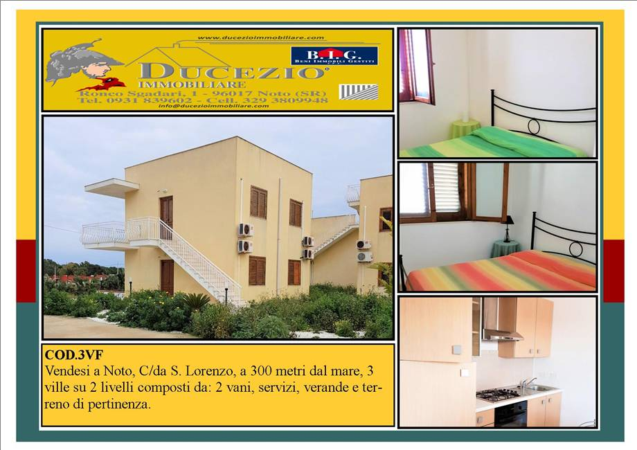 Villa/Casa independiente Noto #3VF