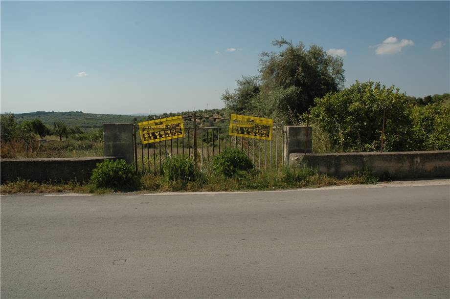 For sale Land Noto  #107T n.9