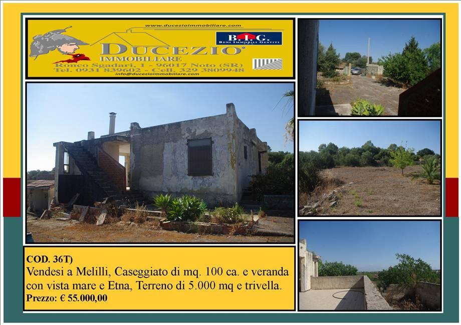 Land Melilli #36TM