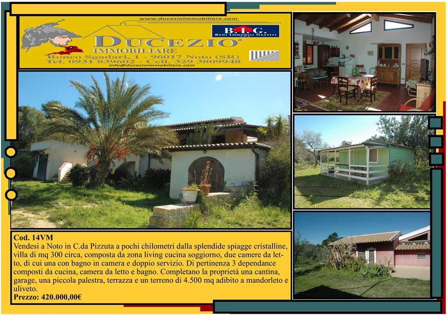 Villa/Casa singola Noto #14V