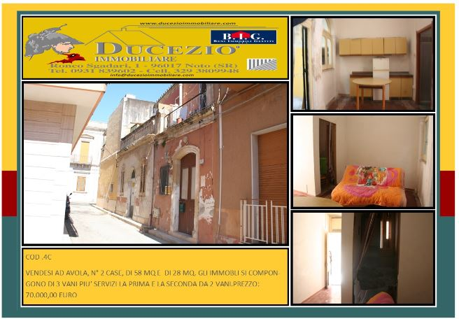 Villa/Casa singola Avola #4C