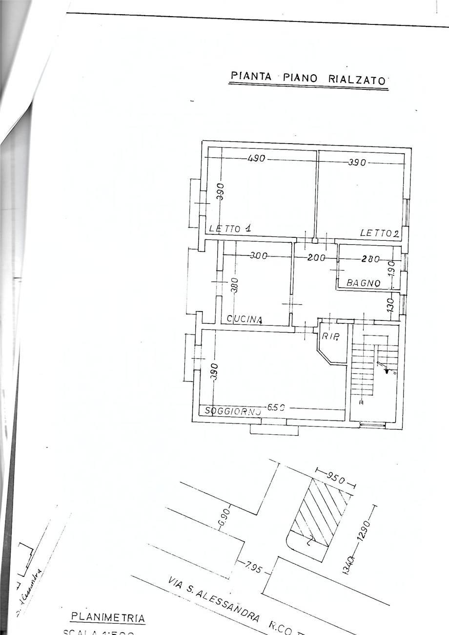 Verkauf Villa/Einzelhaus Rosolini  #31C n.9