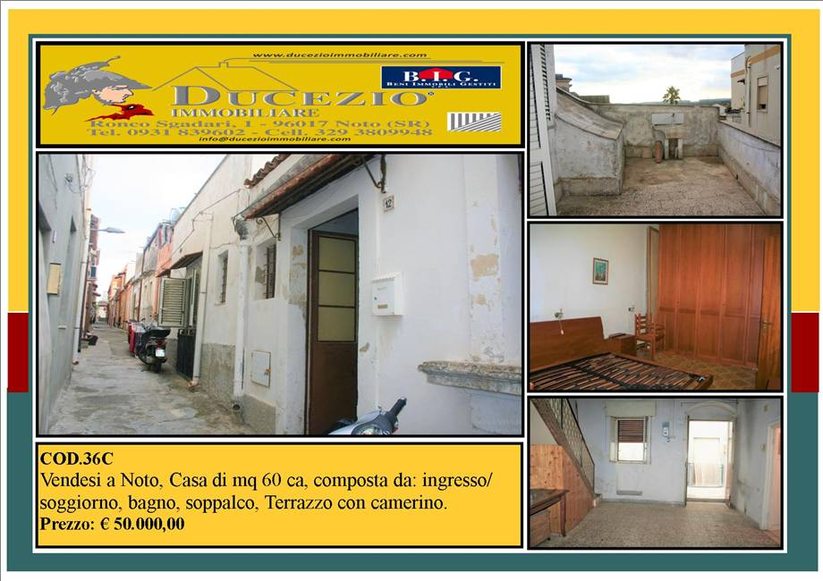 Villa/Casa independiente Noto #36C
