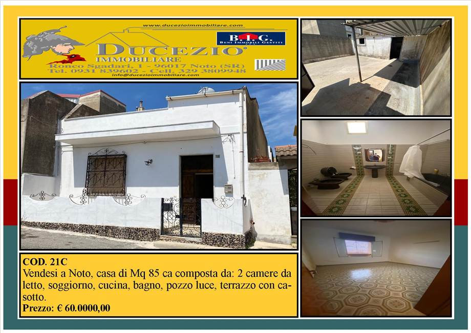 For sale Detached house Noto  #21C n.1