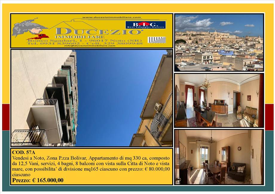 Appartement Noto #57A