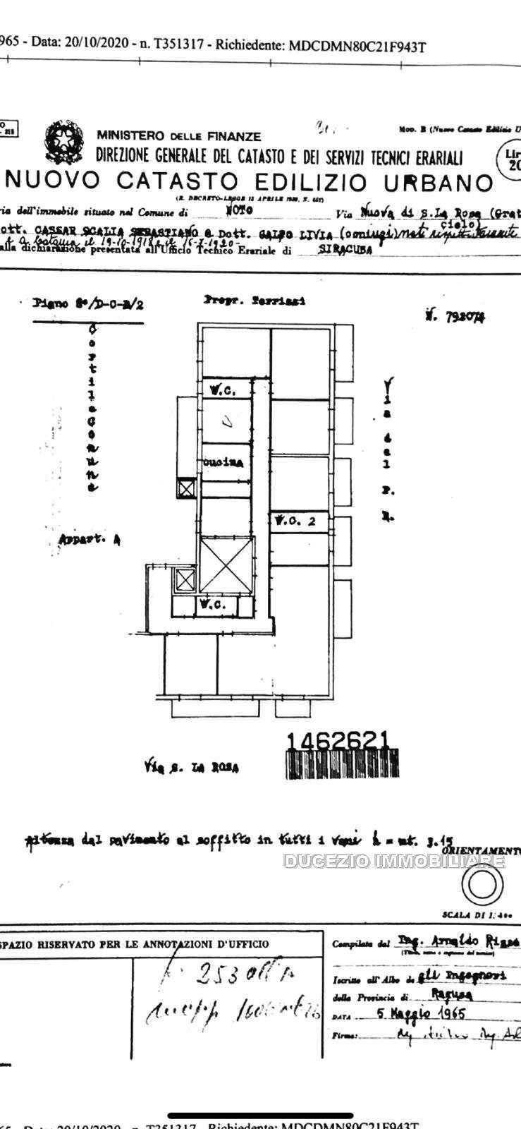Verkauf Appartement Noto  #57A n.6