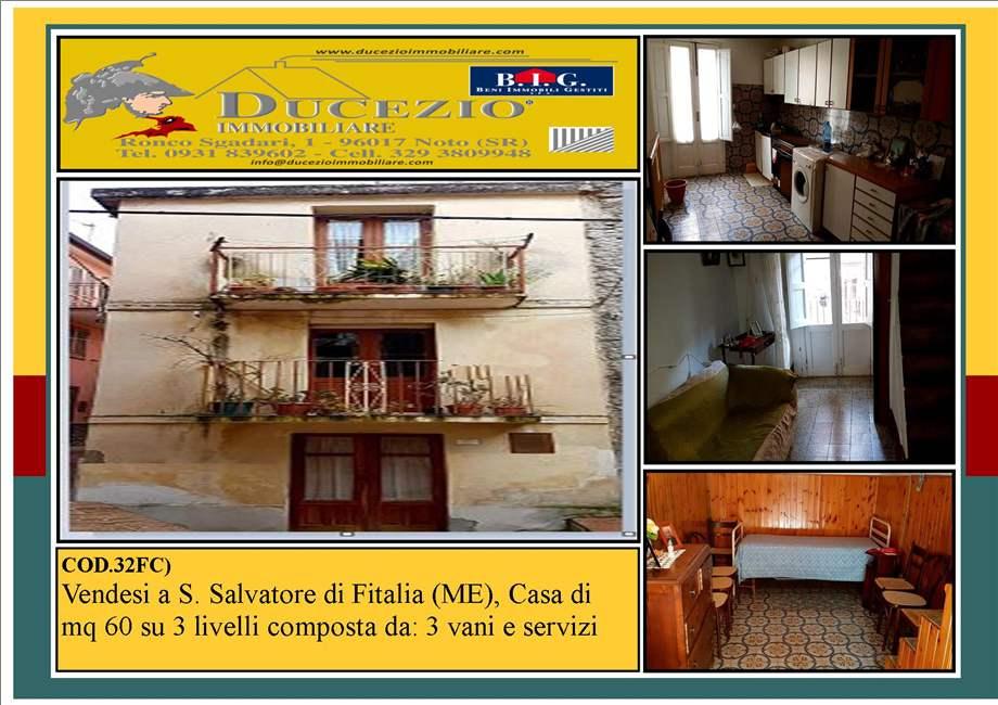 Detached house San Salvatore di Fitalia #32FC