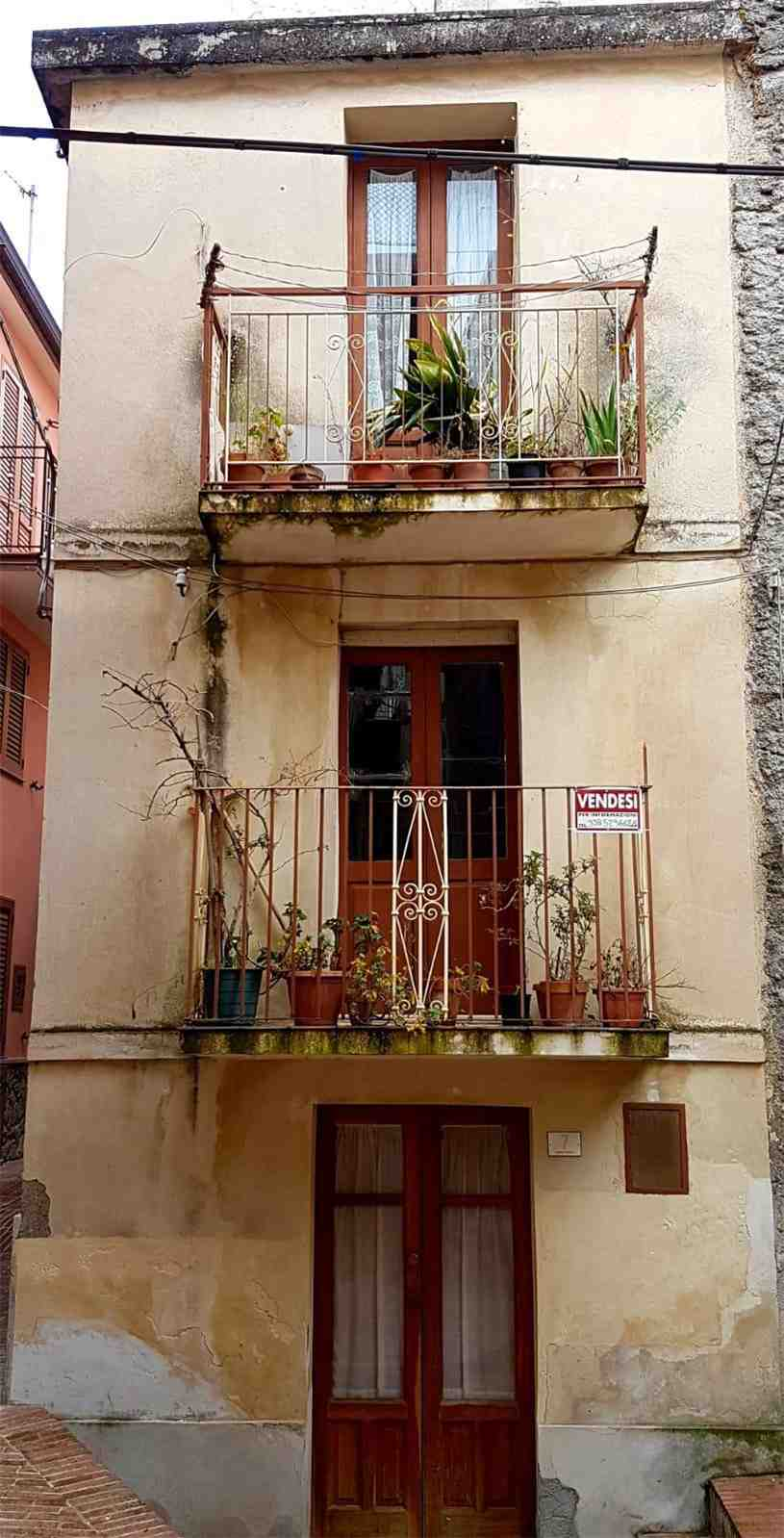 For sale Detached house San Salvatore di Fitalia  #32FC n.6