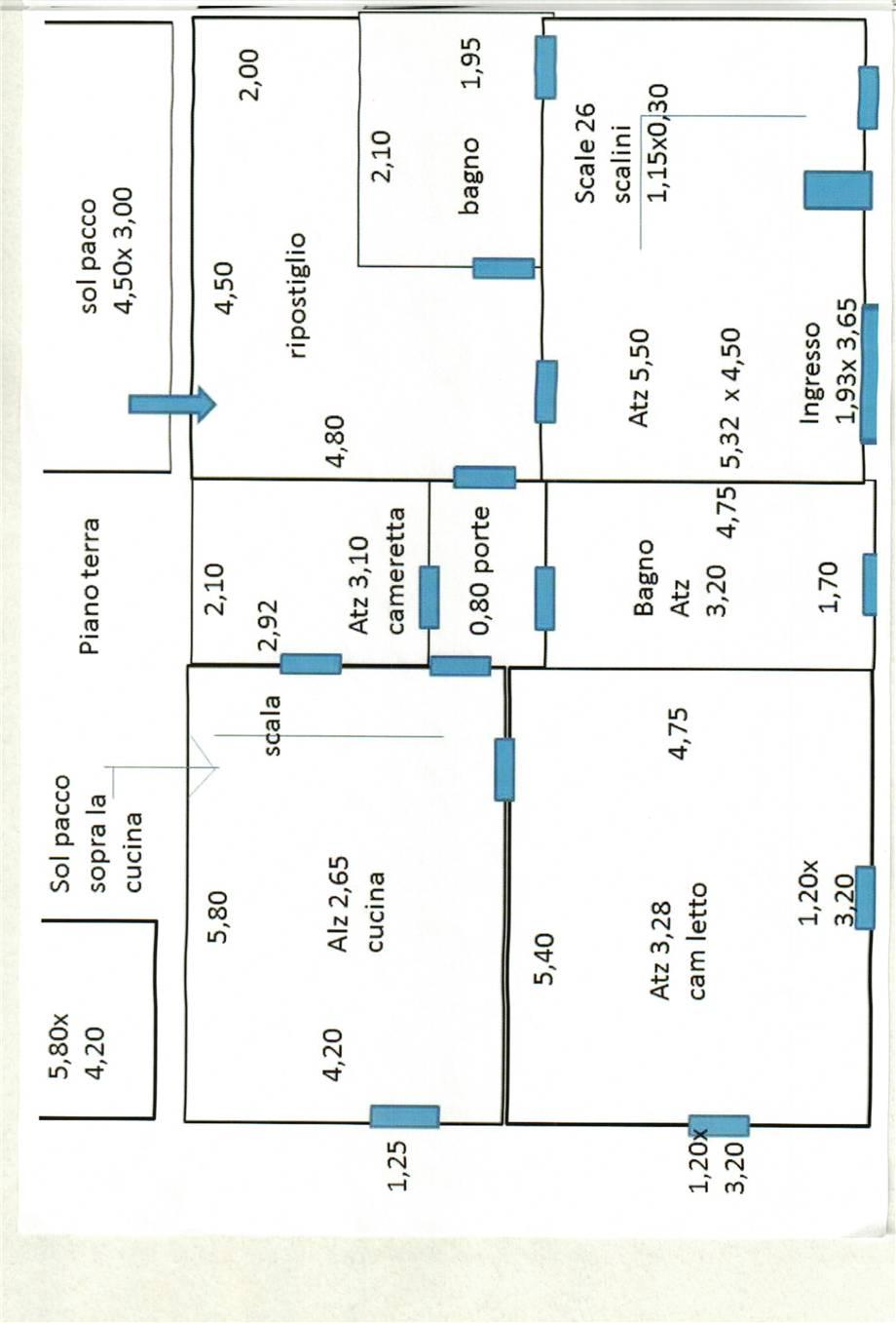 Verkauf Größere Immobilien Noto  #42A n.10