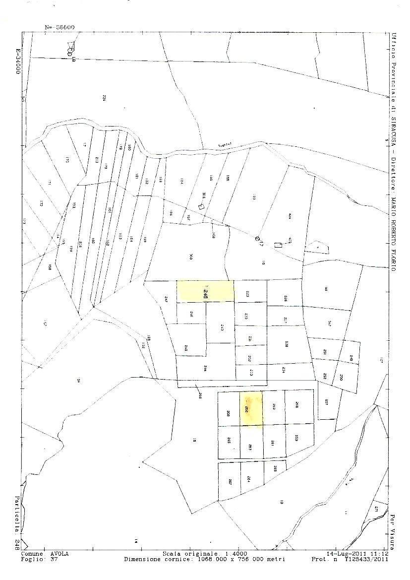 Verkauf Grundstück Avola  #1tc n.5