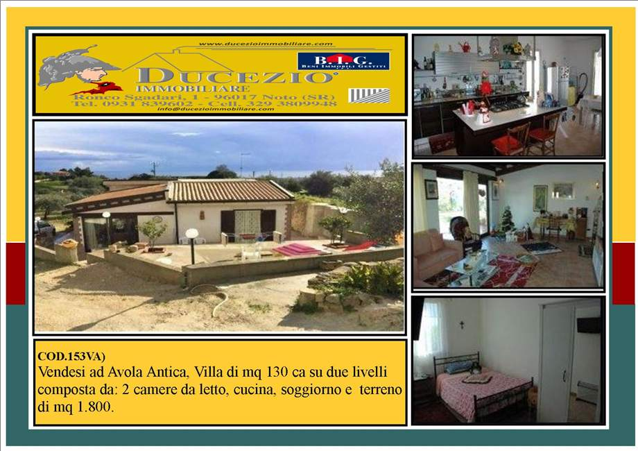Detached house Avola #153VA