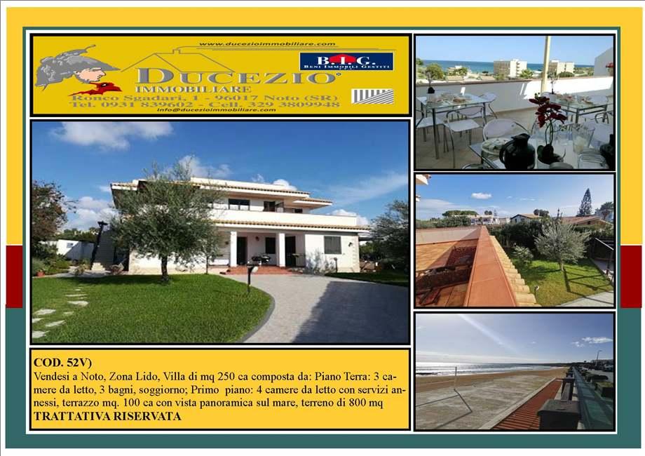 Villa/Casa independiente Noto #52VM