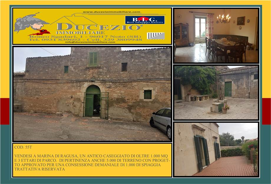 For sale Detached house Ragusa  #55T n.1