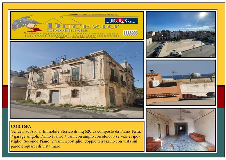 Stabile/Palazzo Avola #16PA