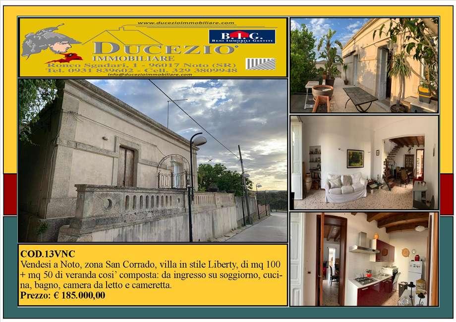 Villa/Casa independiente Noto #13VNC