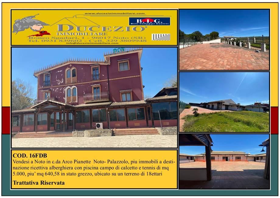 Hotel/Residence Noto #16FDB
