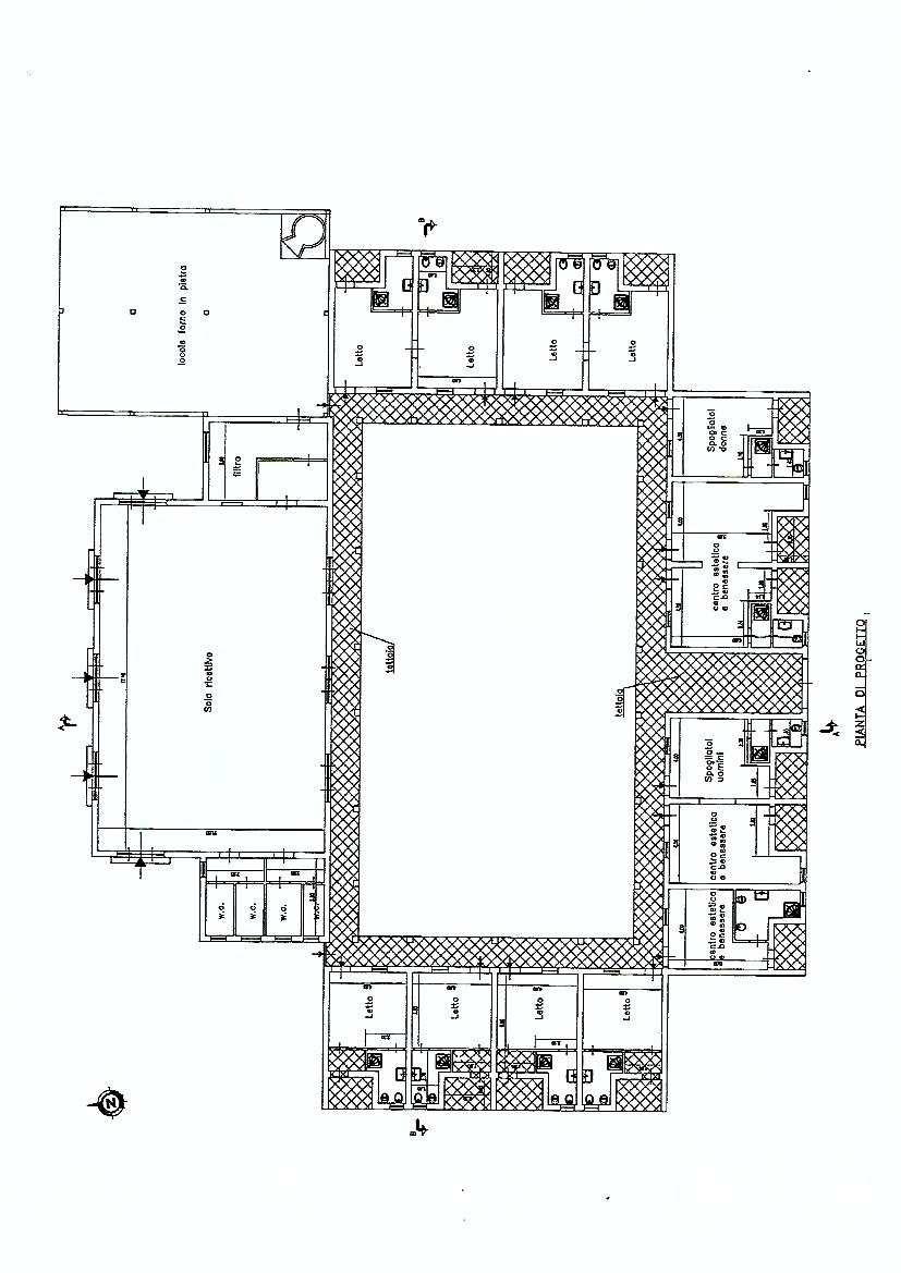 Venta Hotel/Residence Noto  #16FDB n.14