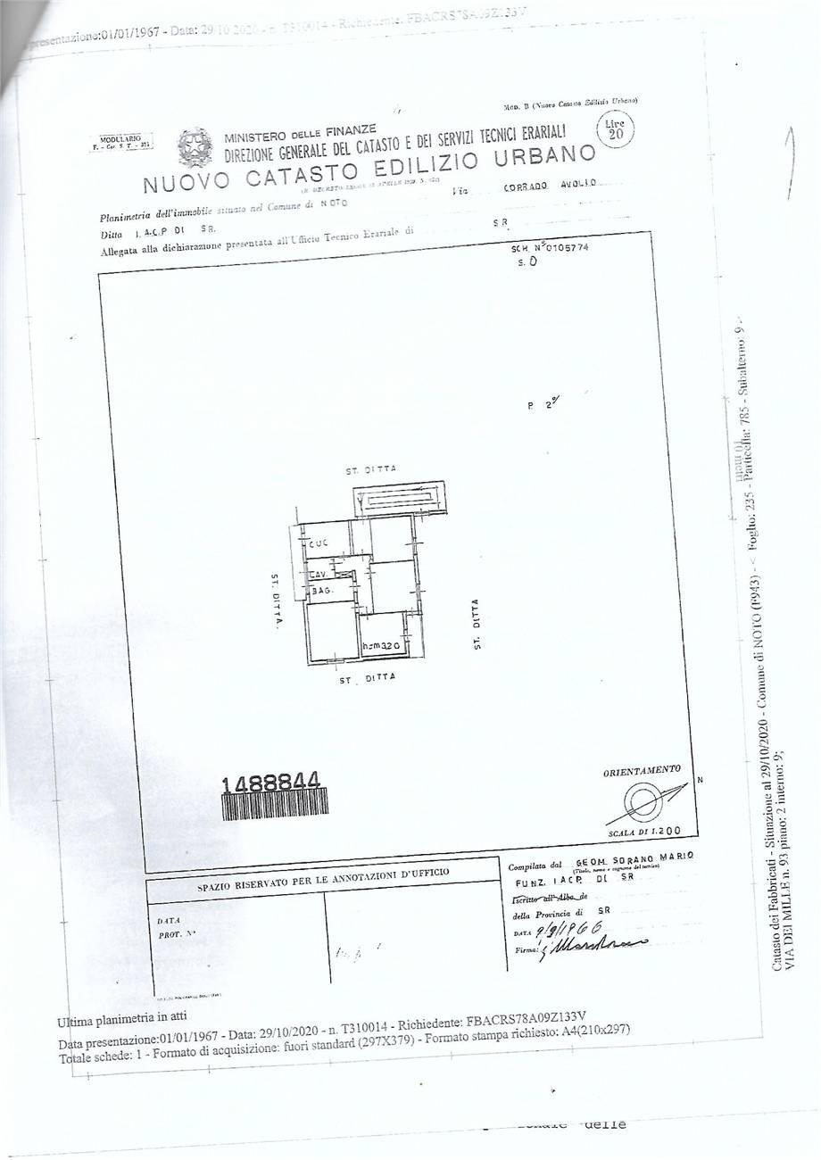 Vendita Appartamento Noto  #7A n.15