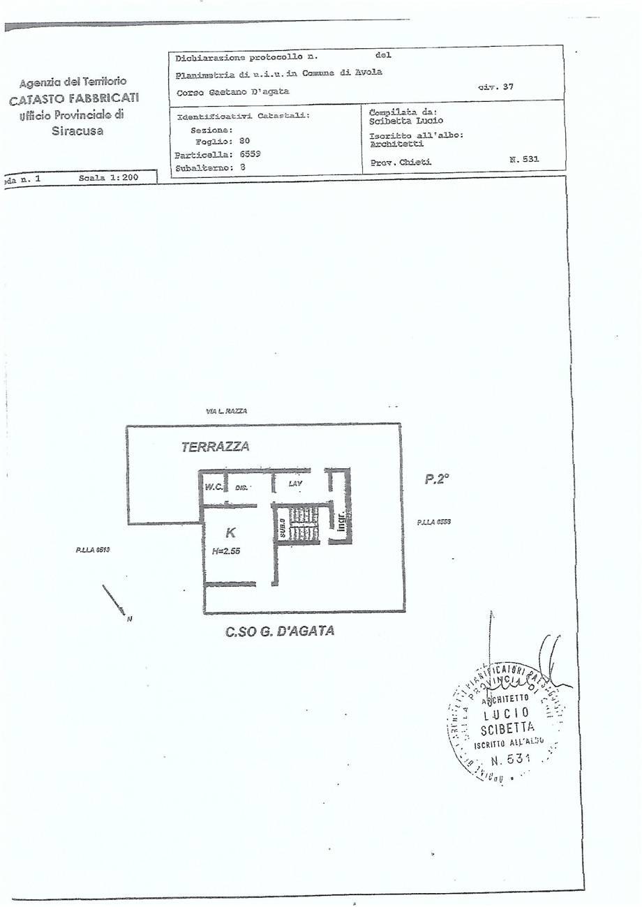 For sale Building Avola  #66C n.14