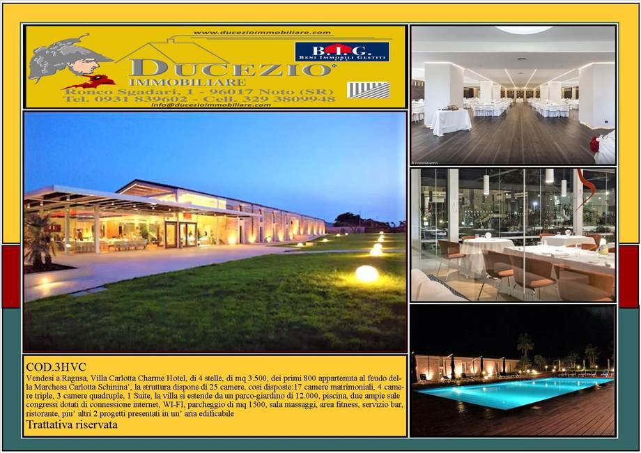 Hotel/Wohnanlage Ragusa #3HVC