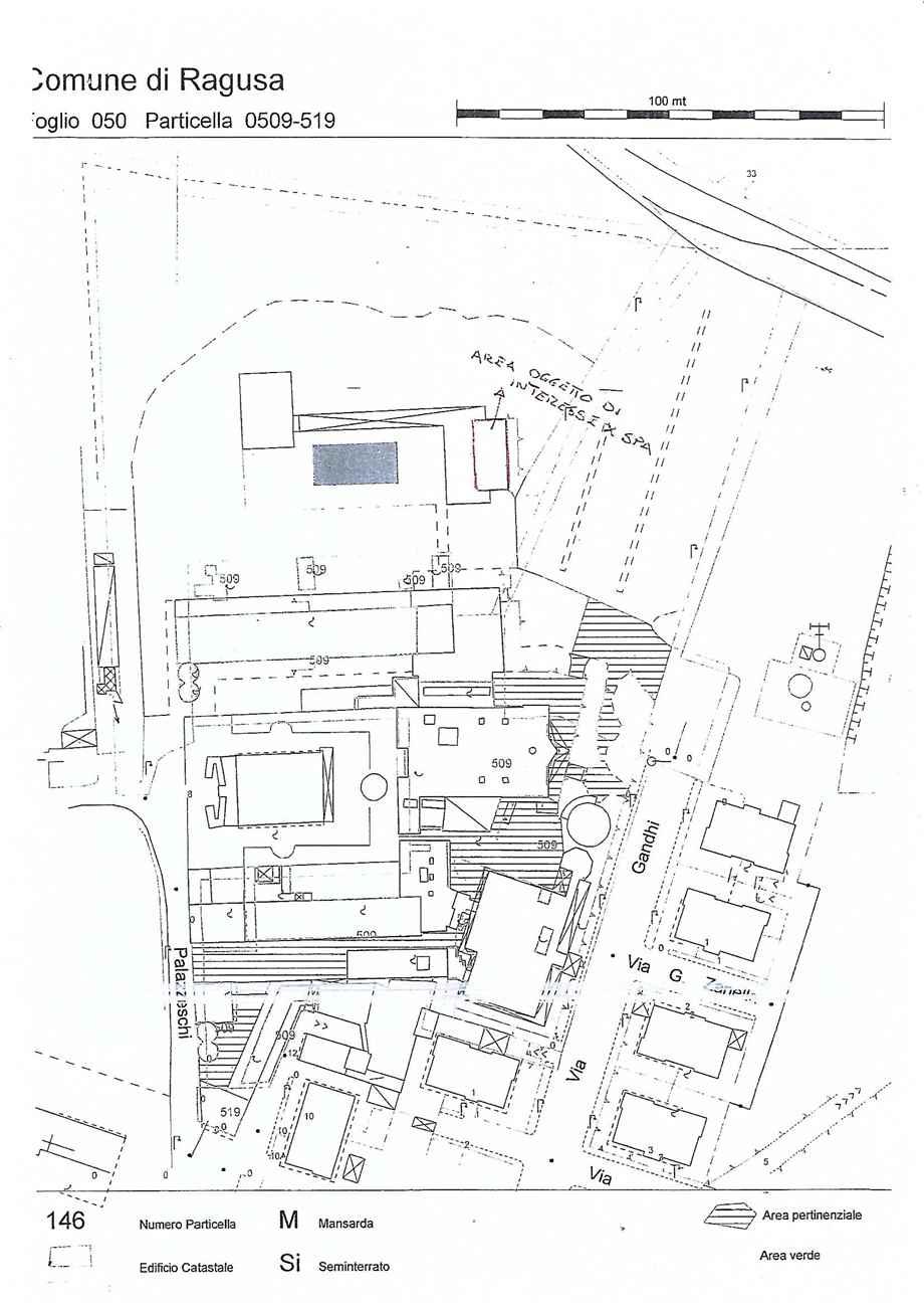 Verkauf Hotel/Wohnanlage Ragusa  #3HVC n.15