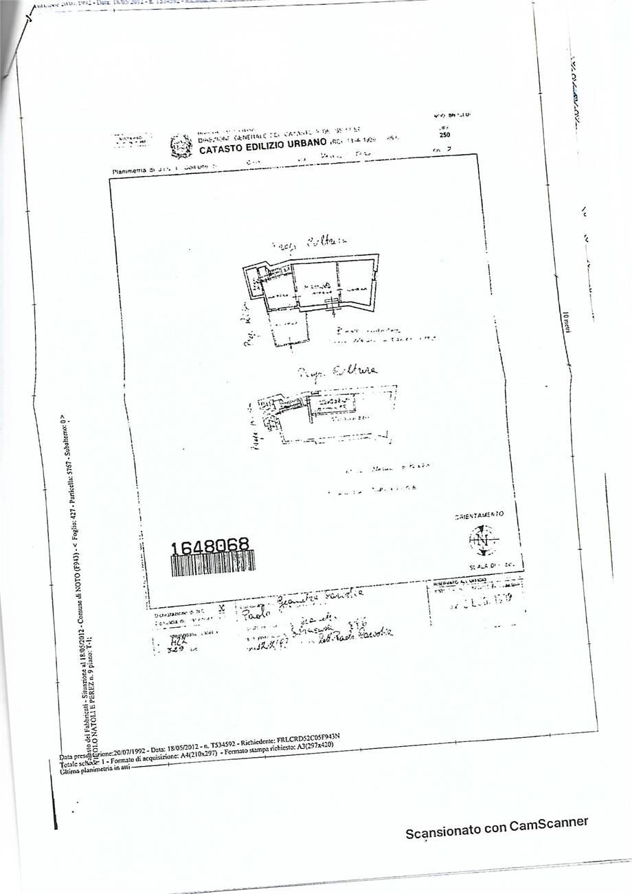 Verkauf Villa/Einzelhaus Noto  #64C n.12