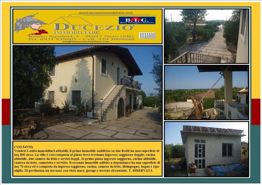 Villa/Casa independiente Noto #54VM