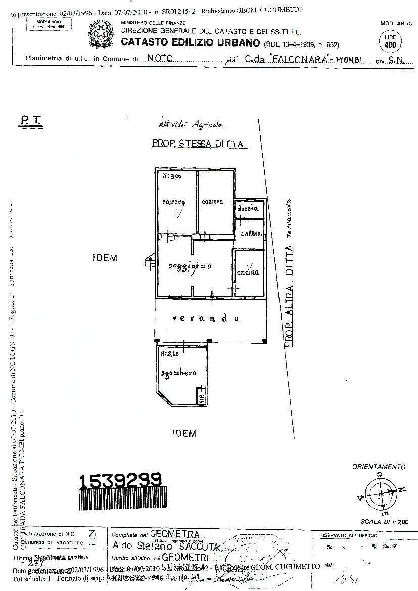 Venta Villa/Casa independiente Noto  #54VM n.15