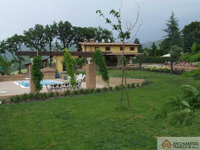 Villa/Casa singola Matelica #PRI3