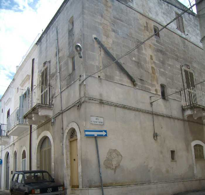 Stabile/Palazzo Ostuni #BR4