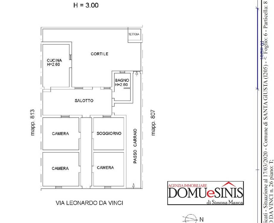 For sale Detached house Santa Giusta  #28 n.7