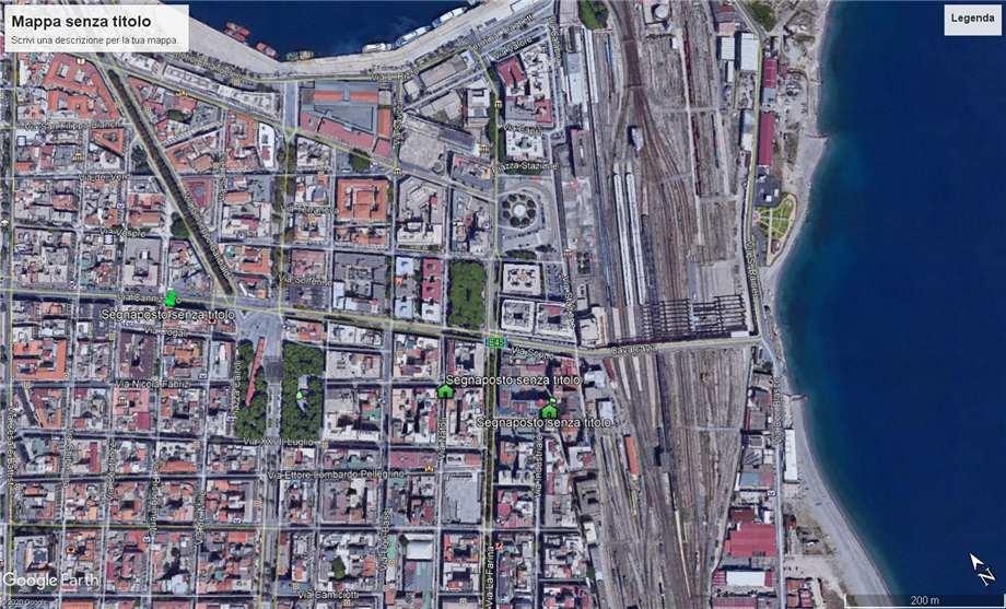 For sale Flat Messina Via Giuseppe Natoli, 61 #ME45 n.14