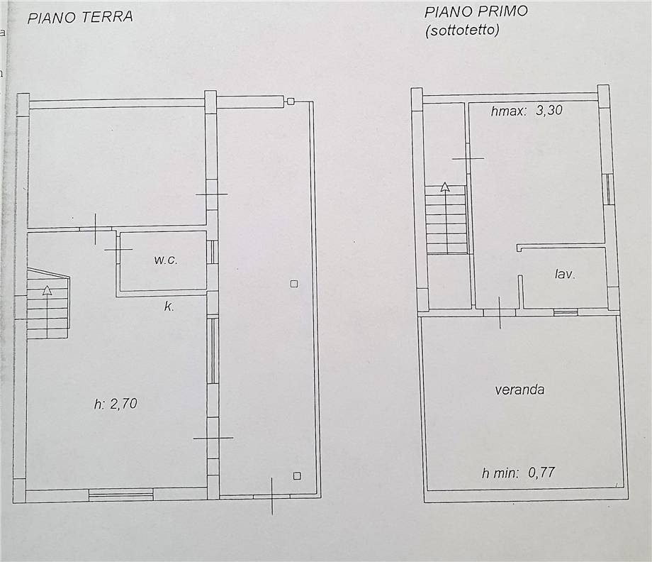 For sale Detached house Messina Via Lungomare, 25-21, 981 #ME60 n.19